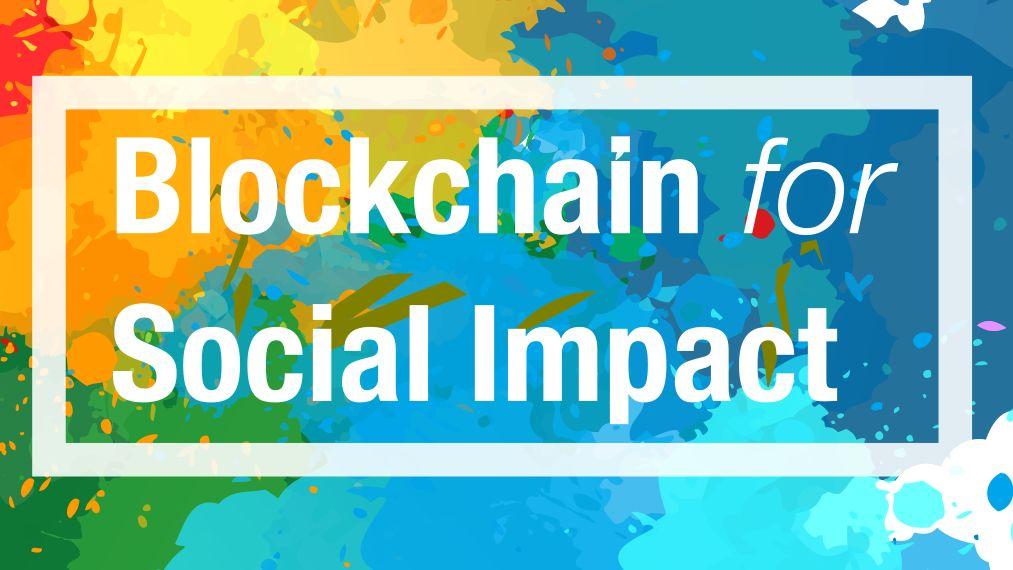 Blockchain for Social Impact New York