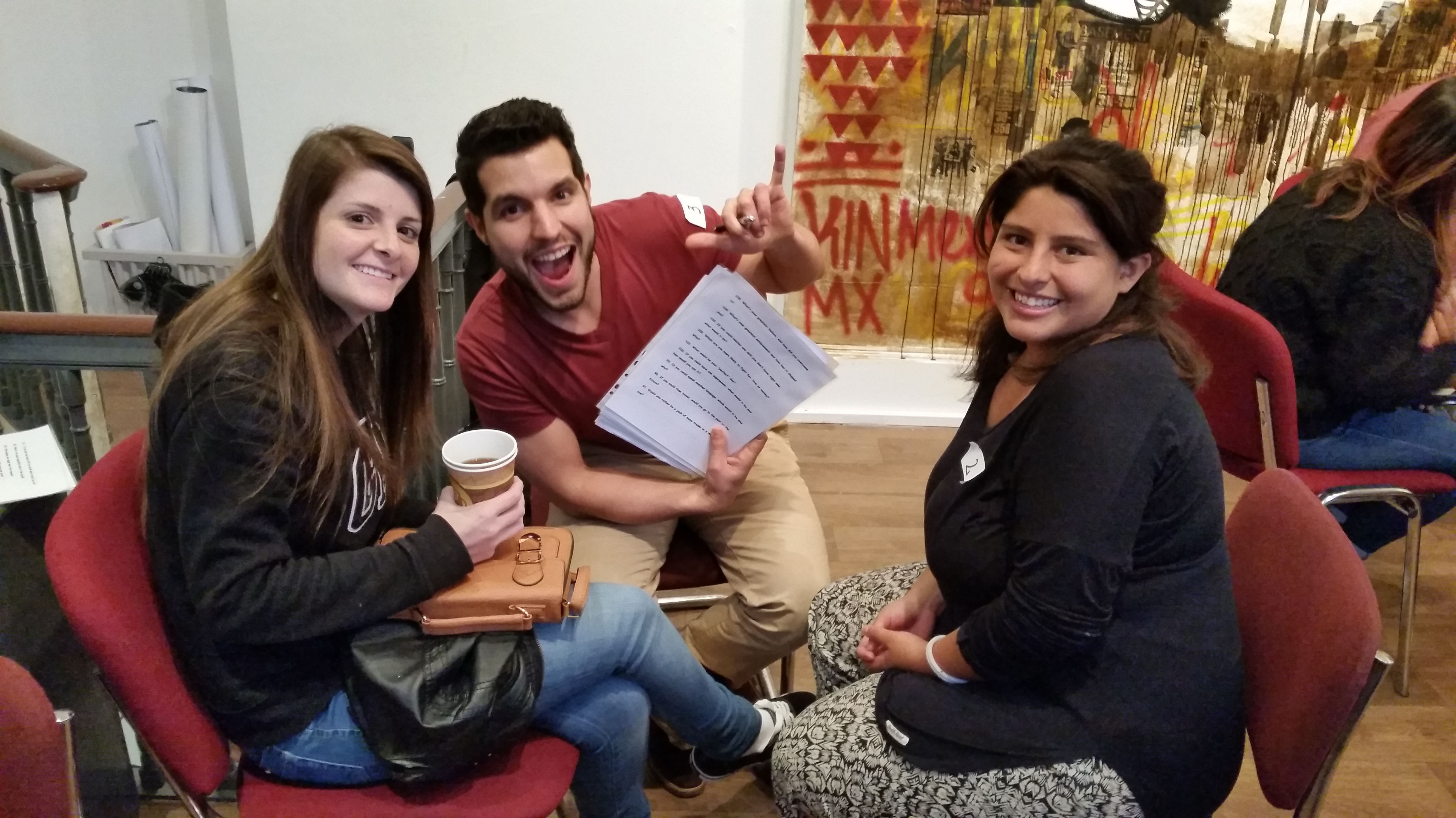 KIWING Workshops & Activities for Language Students