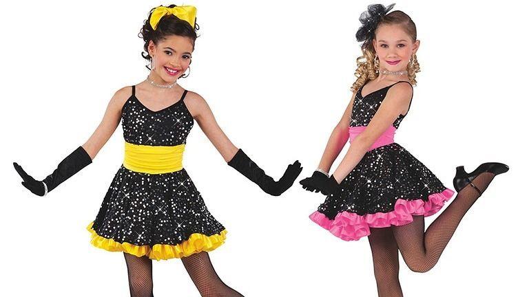 Broadway Jazz (ages 6-10) dance class!