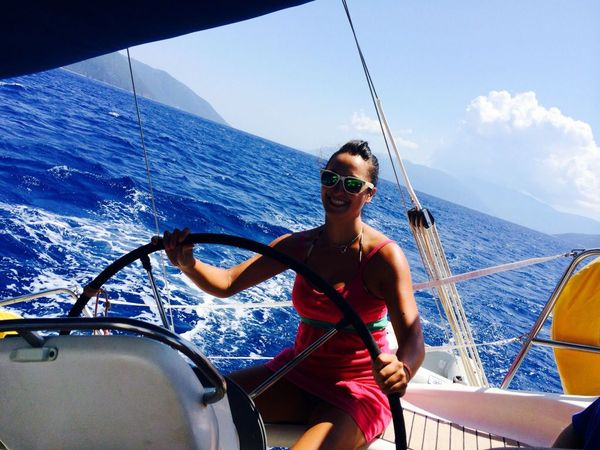 LEARN TO SAIL GREEK ISLANDS · Official