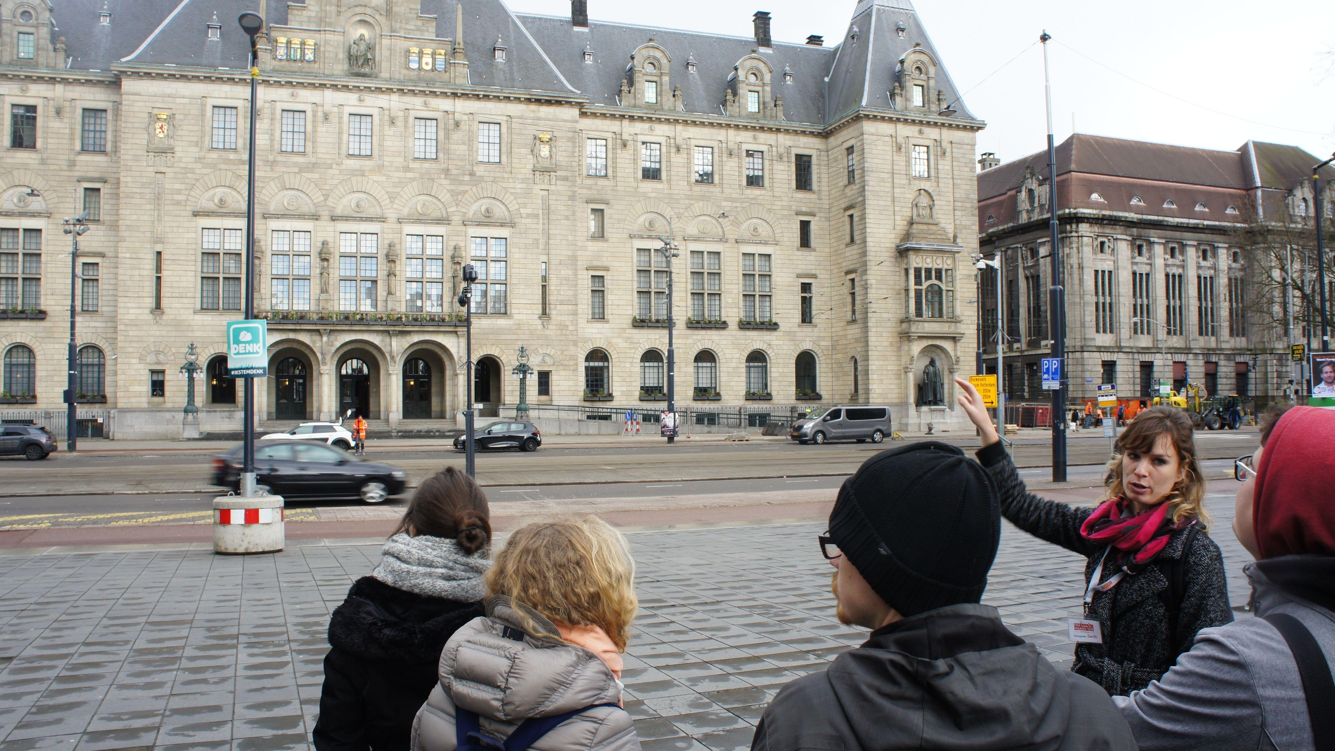 Free Walking Tour Rotterdam