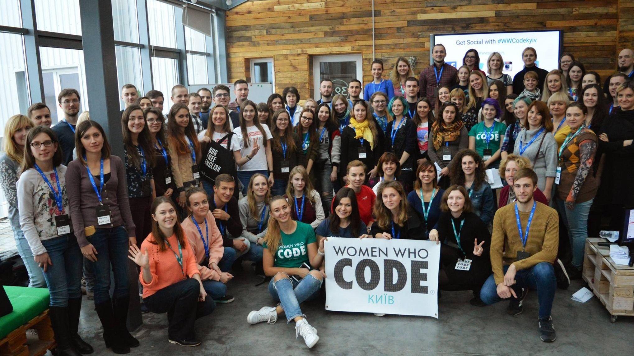 Women Who Code Kyiv