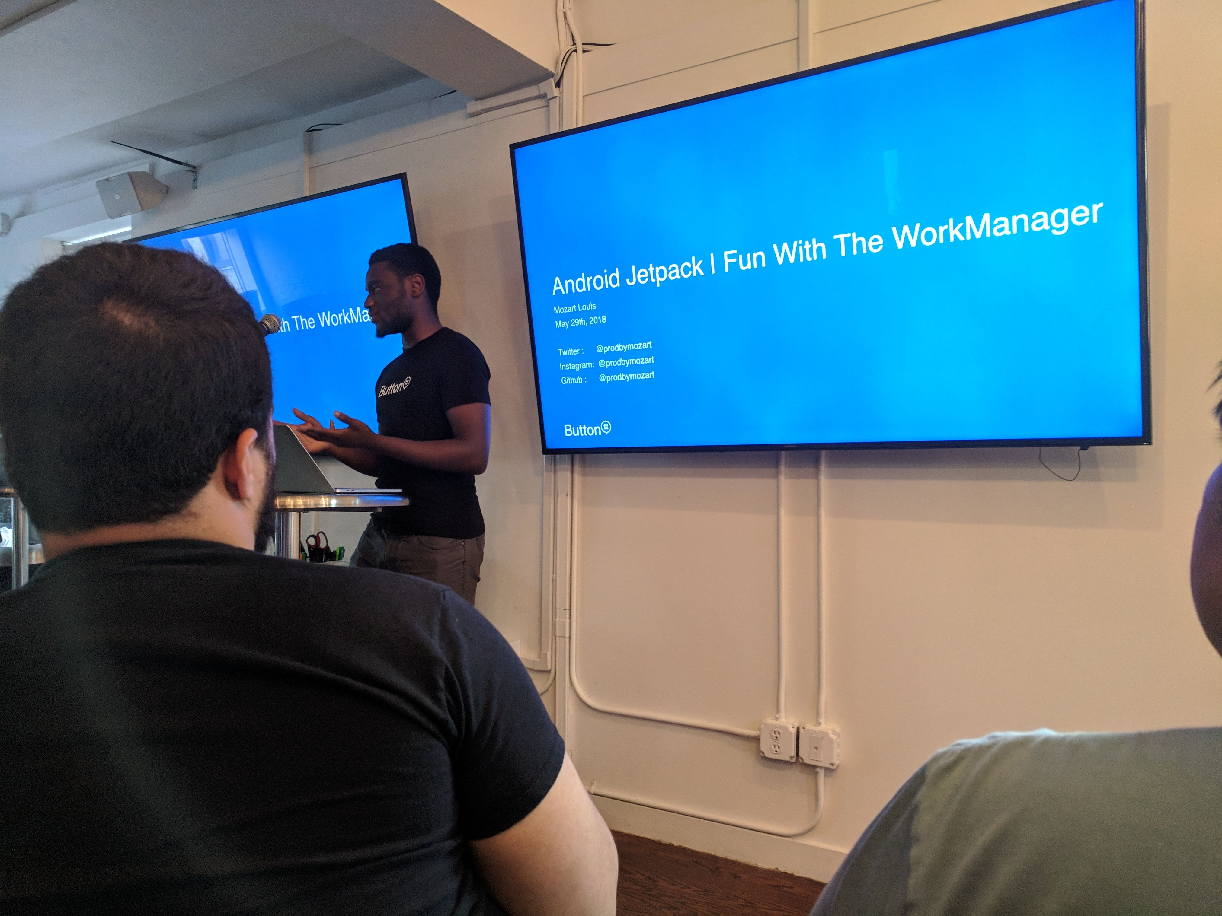 Photos - New York Android Developers (New York, NY) | Meetup