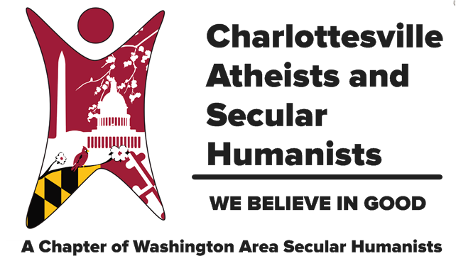 C'ville Atheists and Secular Humanists (CASH) WASH Chapter