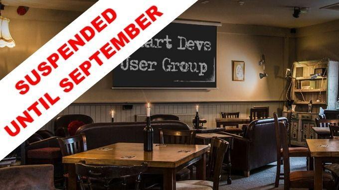 Smart Devs User Group - Suspended Until September