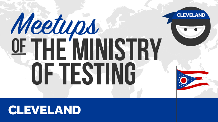 Ministry of Testing Cleveland