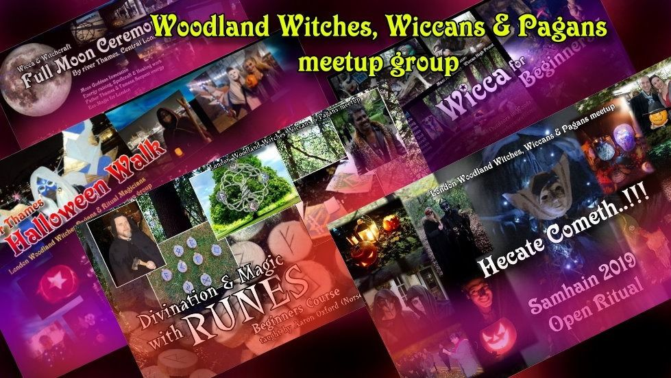 ☆London Woodland Witches, Wiccans & Pagans ☆