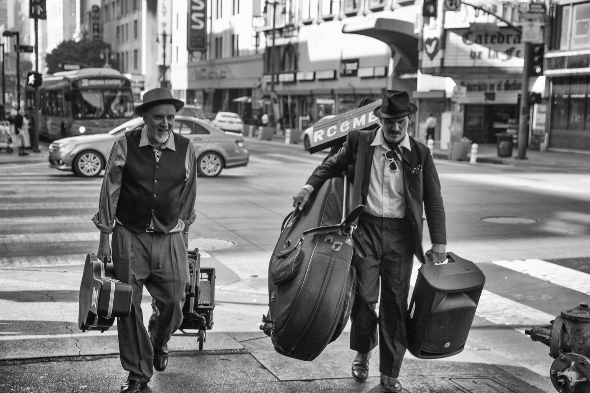 L.A. Street Photography
