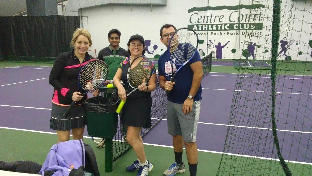 Chicagoland Tennis Club REDUX!!