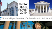 Photo for Know Your Power Brunch - Women's Rights April 28 2019