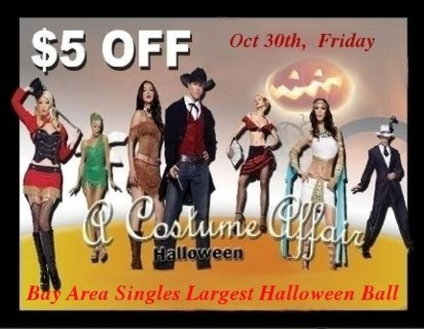 bay area singles largest halloween ball bay area singles events and travel burlingame ca meetup - Halloween Bay Area Events