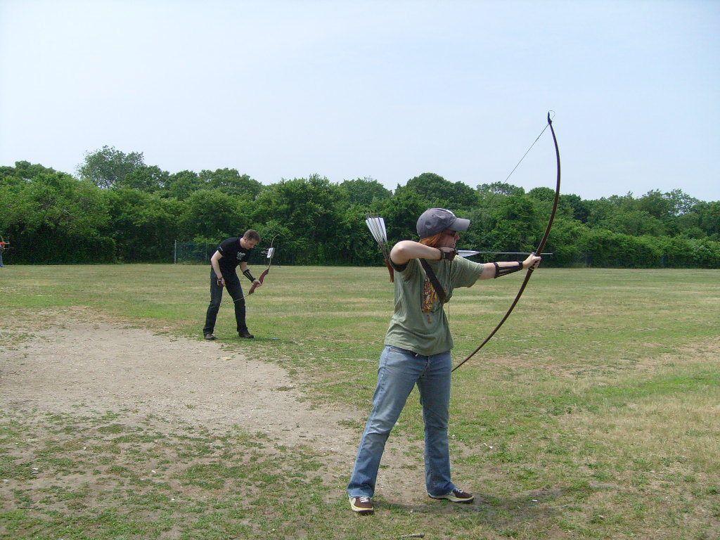 Archery Tag Los Angeles
