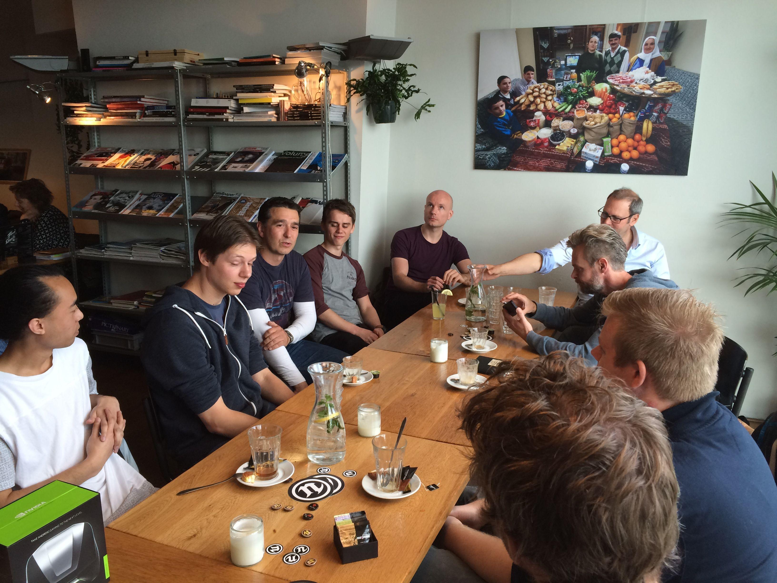 Unreal Engine User Group NL