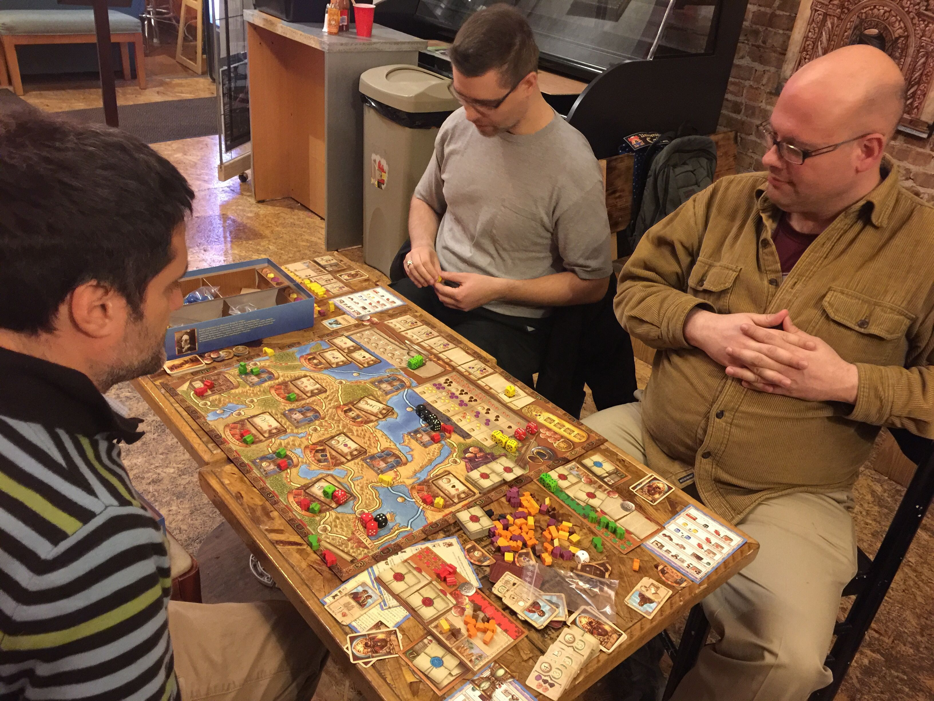Pilsen Board Game Meetup