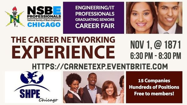 Chicago NSBE Meetup (Chicago, IL)   Meetup