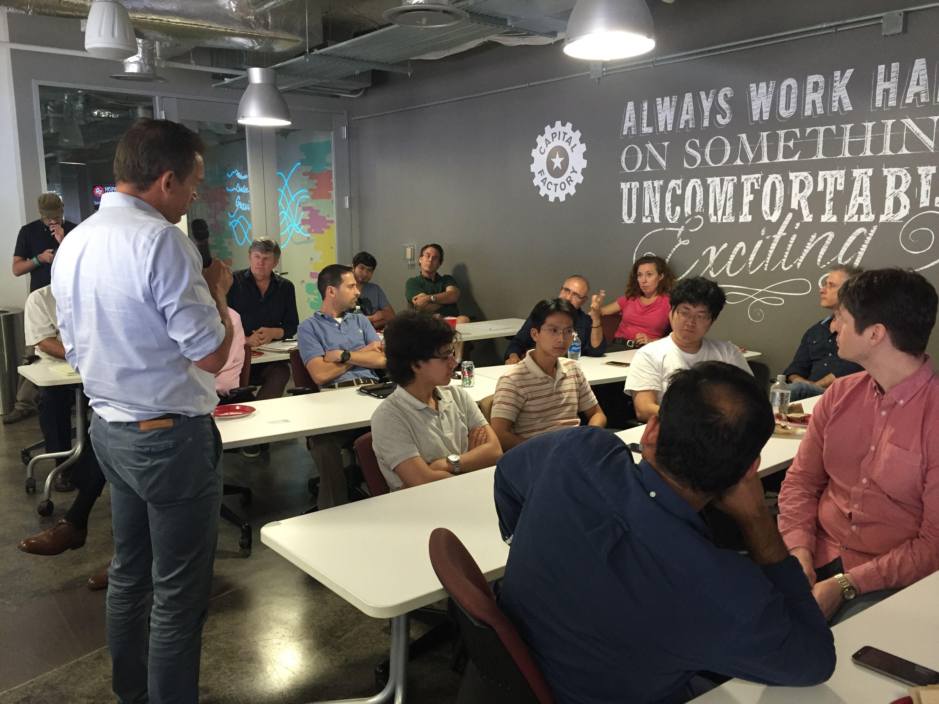 Austin Hardware Startup Meetup