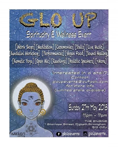 The Glo up* Spirituality and Wellness Event | Meetup