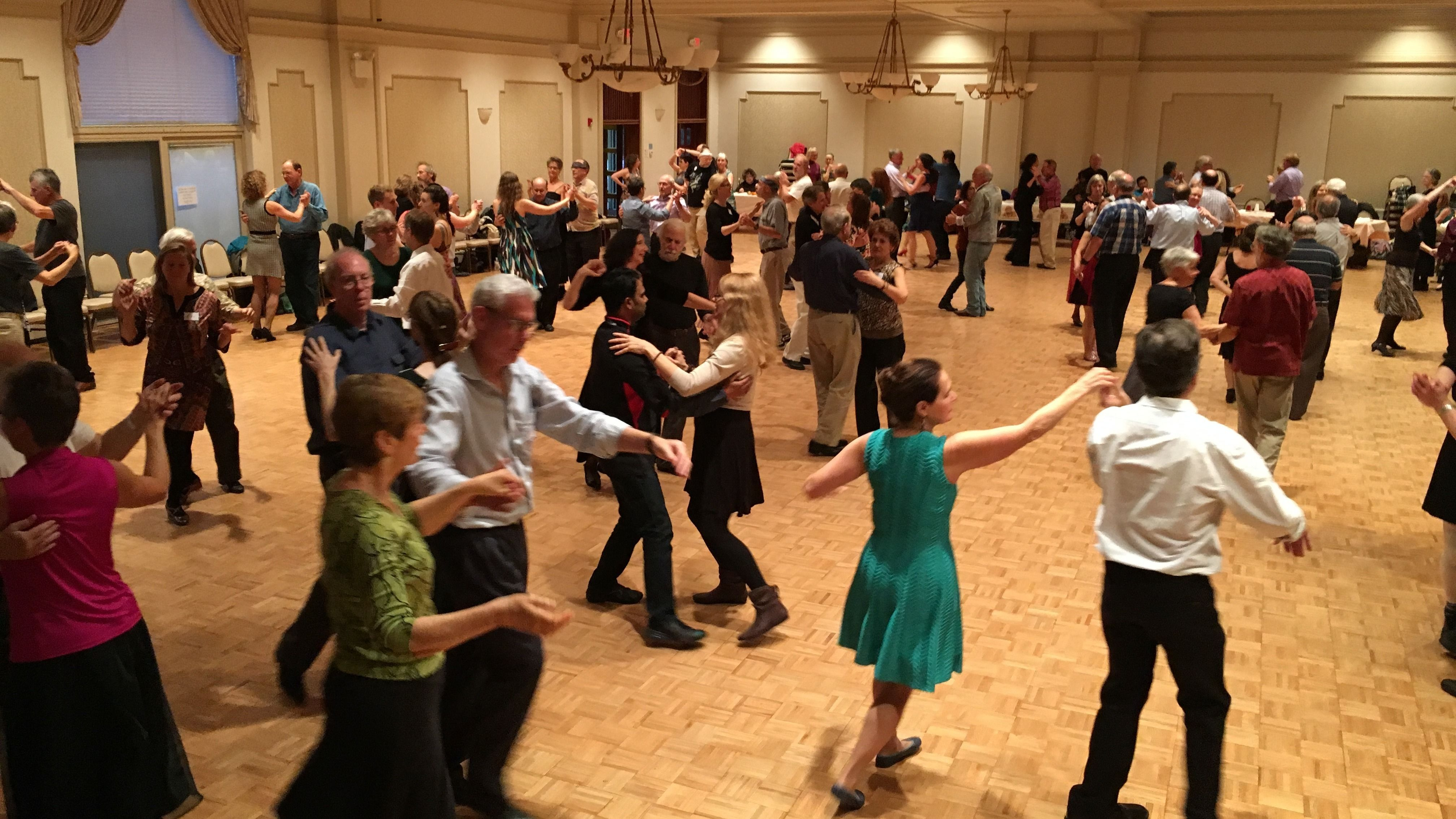 Mostly Waltz - Dance