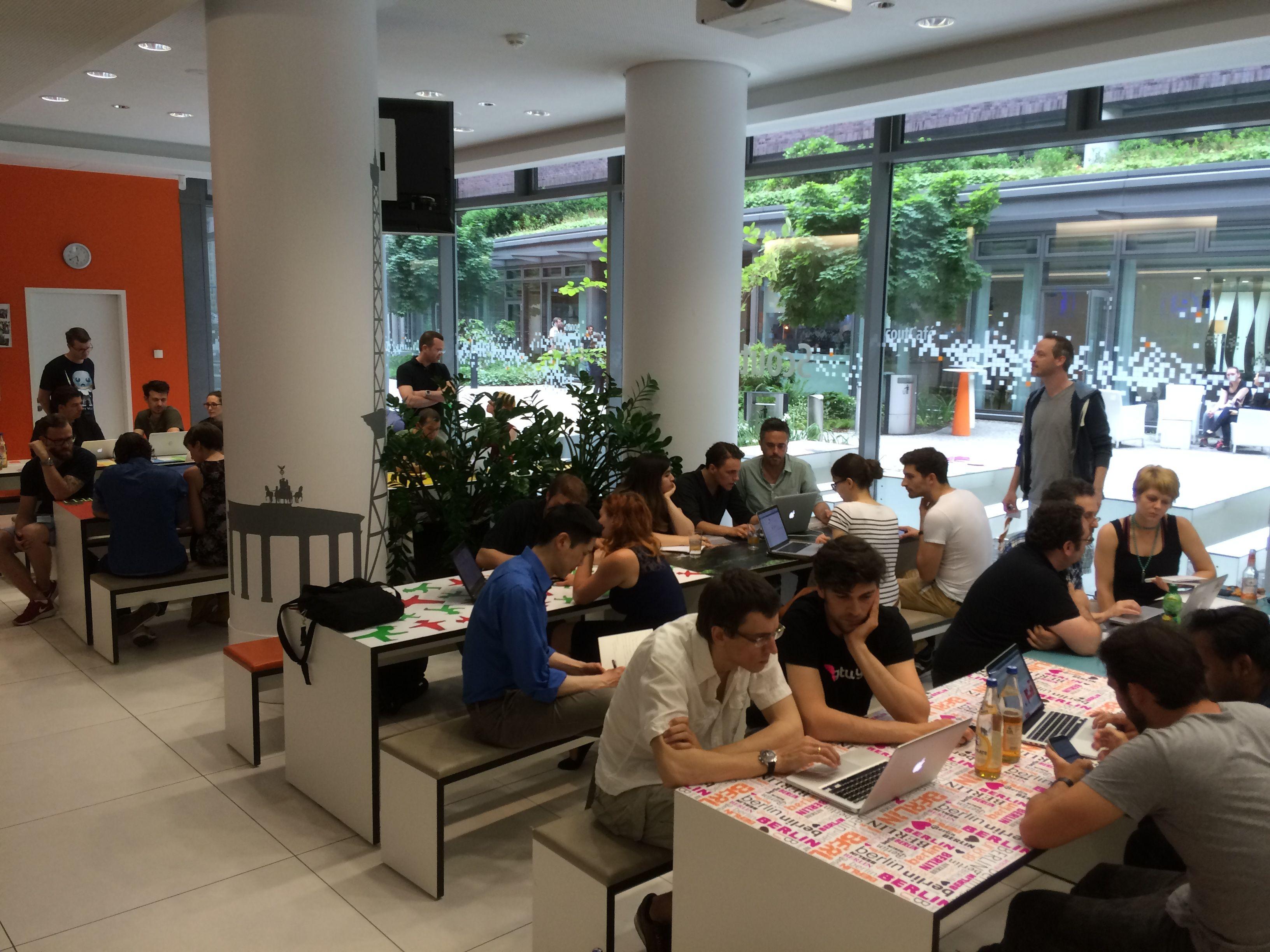 Berlin Lean Startup
