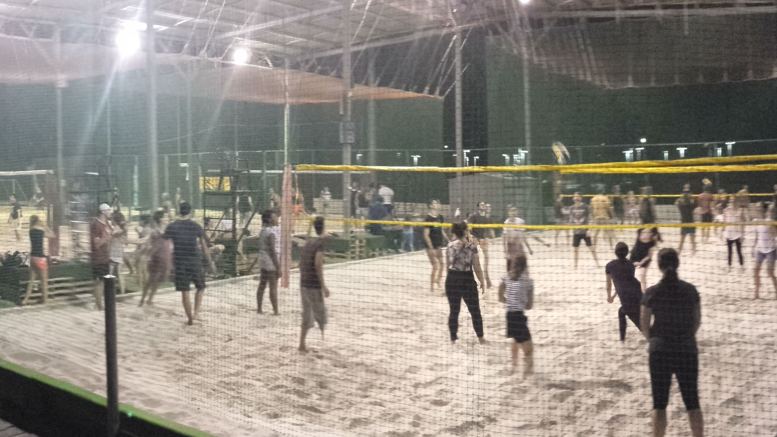 Rebound Beach Volleyball Meetup