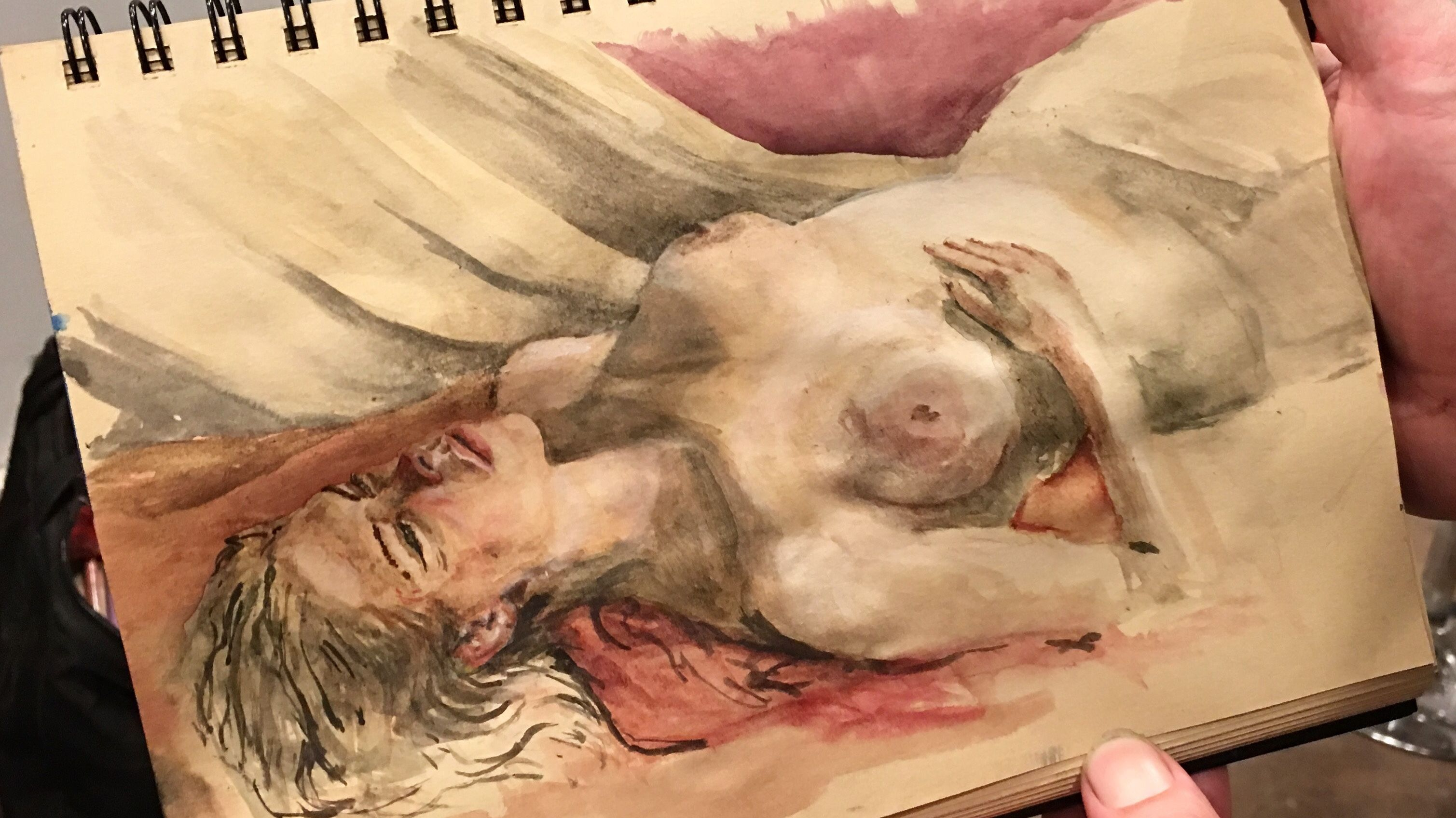 Shoestring Studio | Weekly Figure Drawing & Art Classes