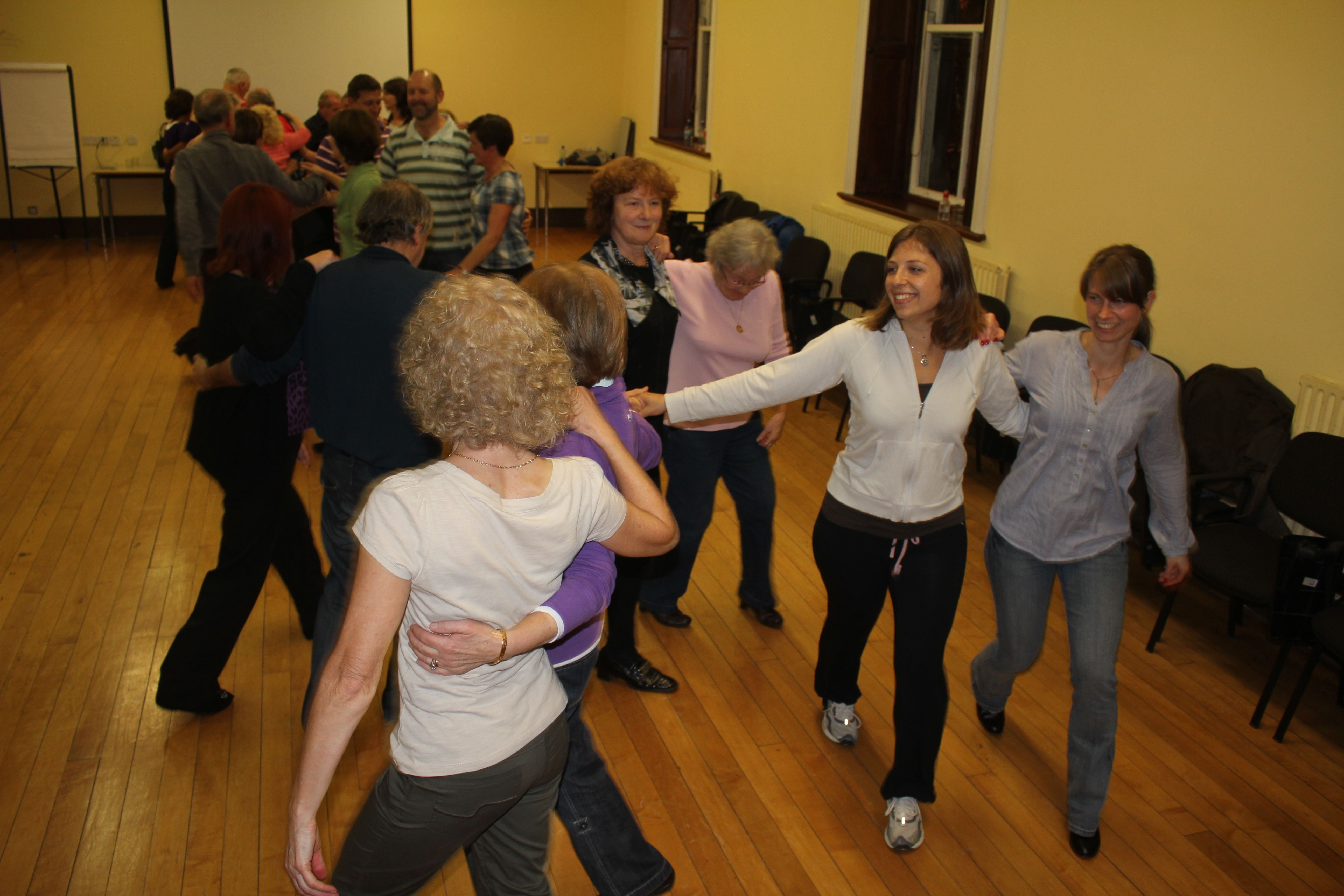 Tuesday evening 8pm: Learn Irish Set Dancing (Steps 7:45pm-8:00pm)