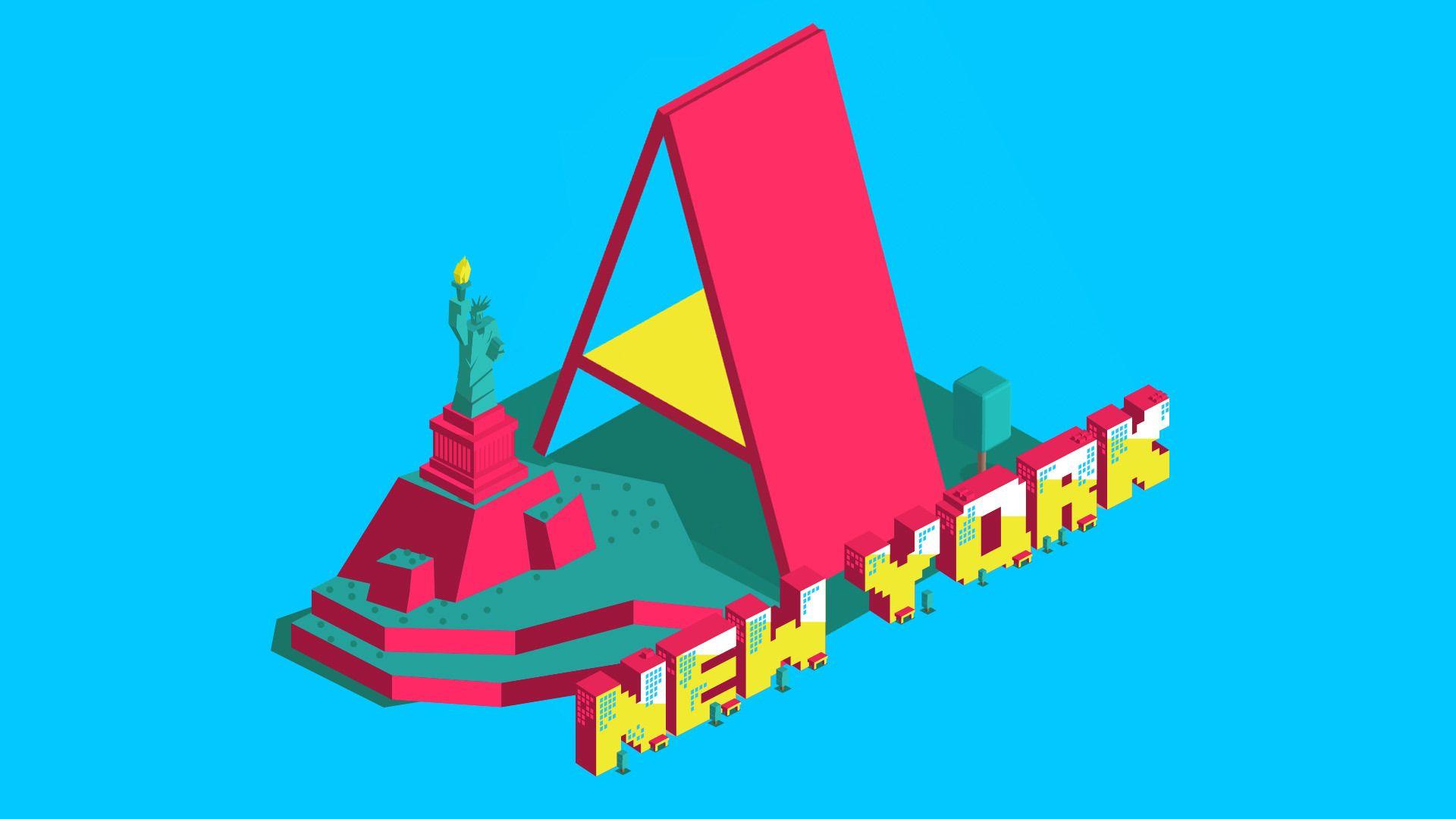 A-Frame - NYC