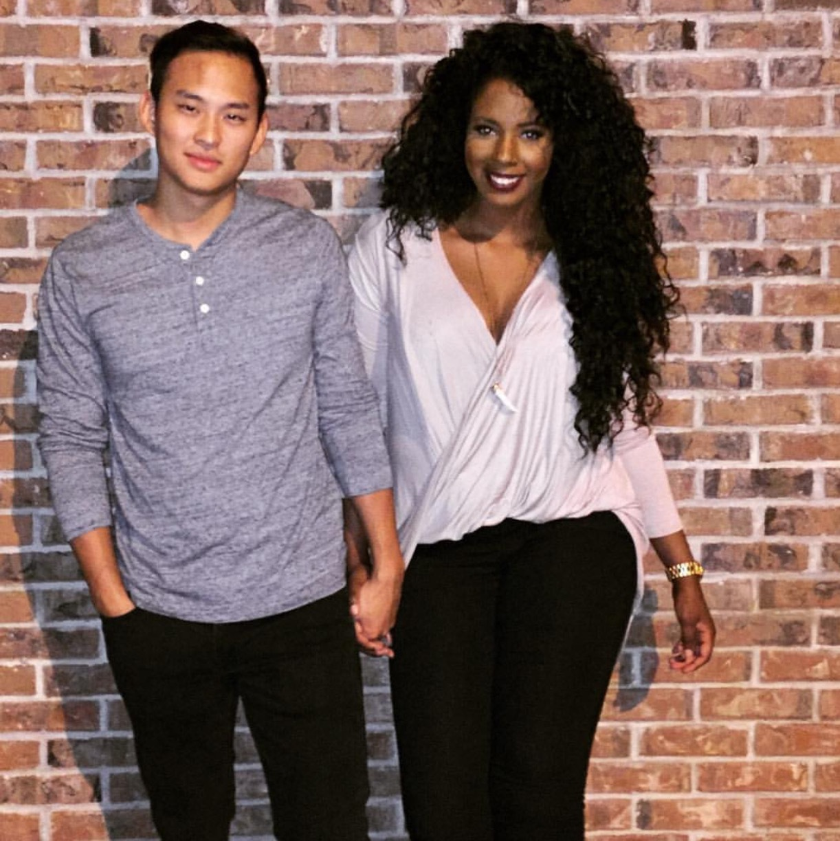 Asian Men And Black Women 101