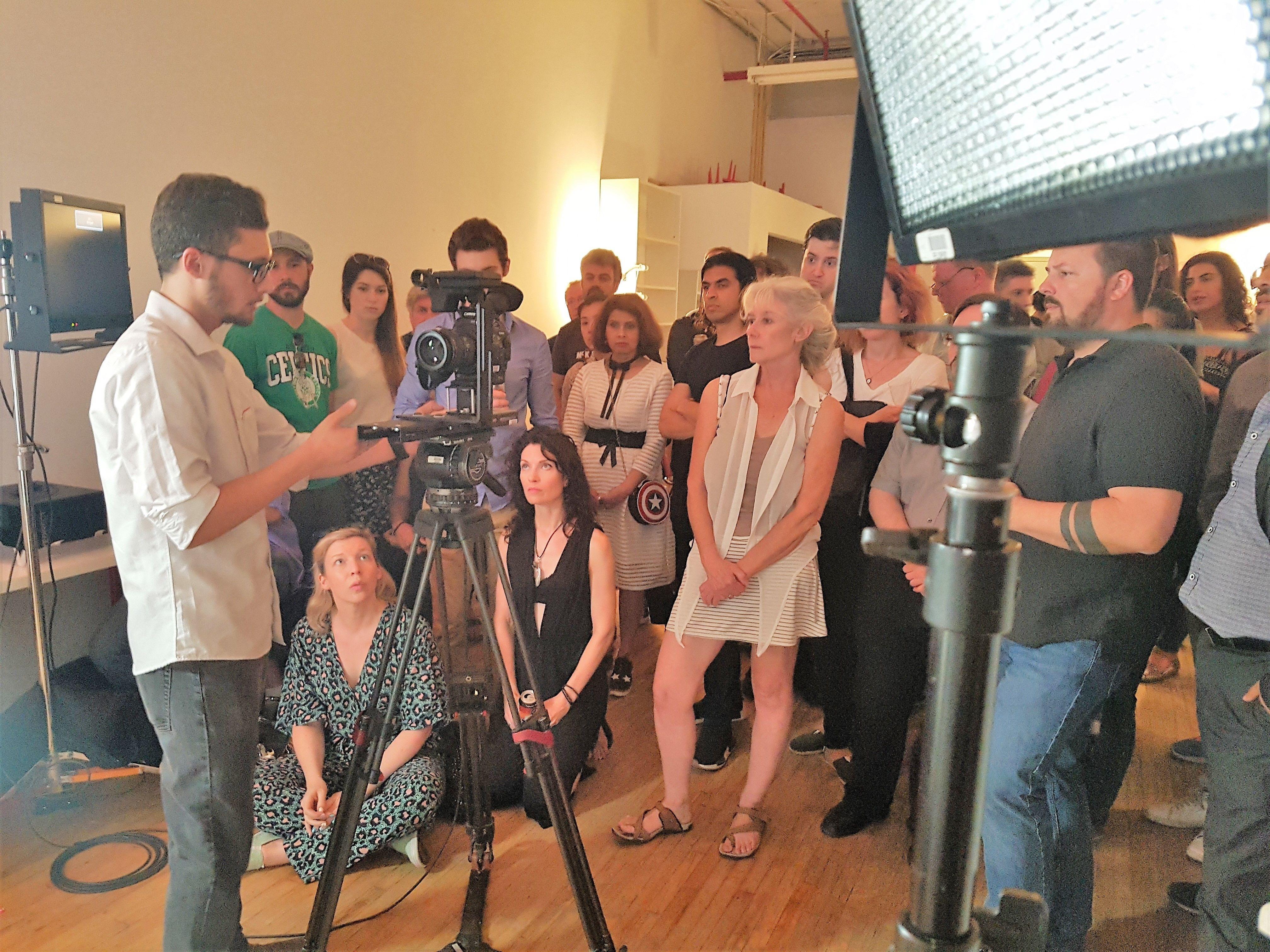 Raindance Toronto Filmmaking Network
