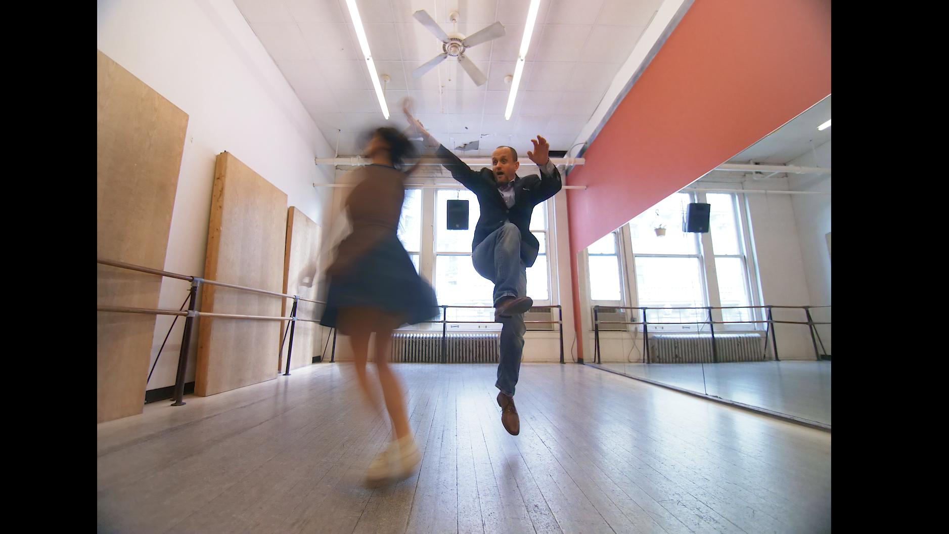 New York City Swing Dance Group