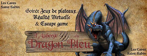 l 39 auberge du dragon bleu meetup jeux paris paris. Black Bedroom Furniture Sets. Home Design Ideas