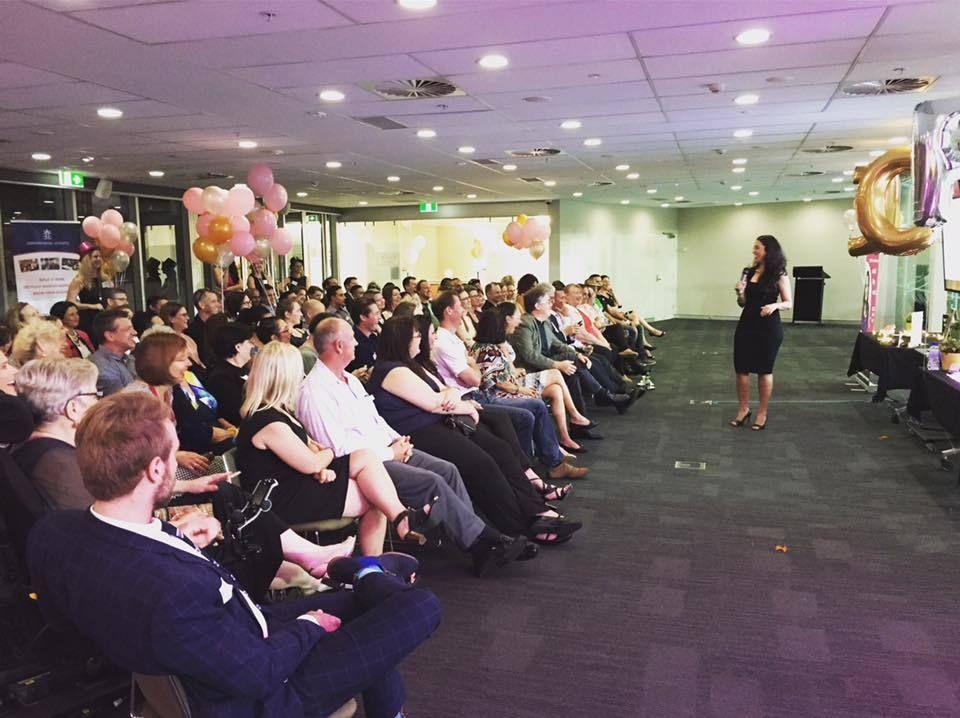 Entrepreneurs' Abundance Mindset Brisbane