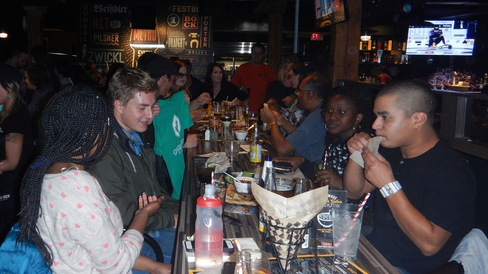 Edmonton GoGeomatics Canada Monthly Networking Social