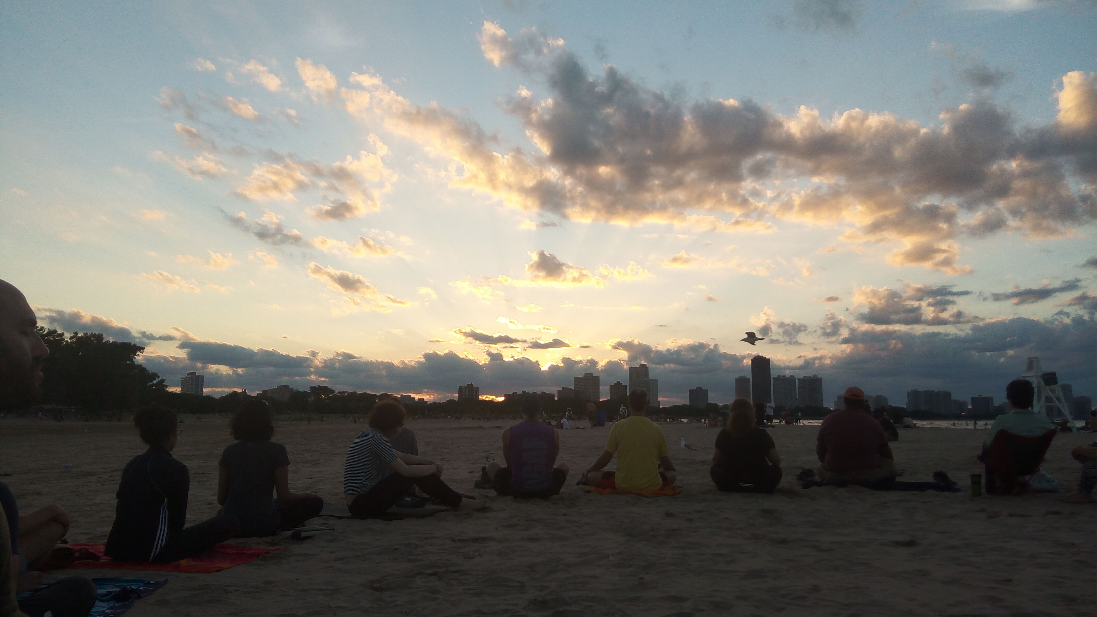 Chicago Weekly Sitting Meditation Group