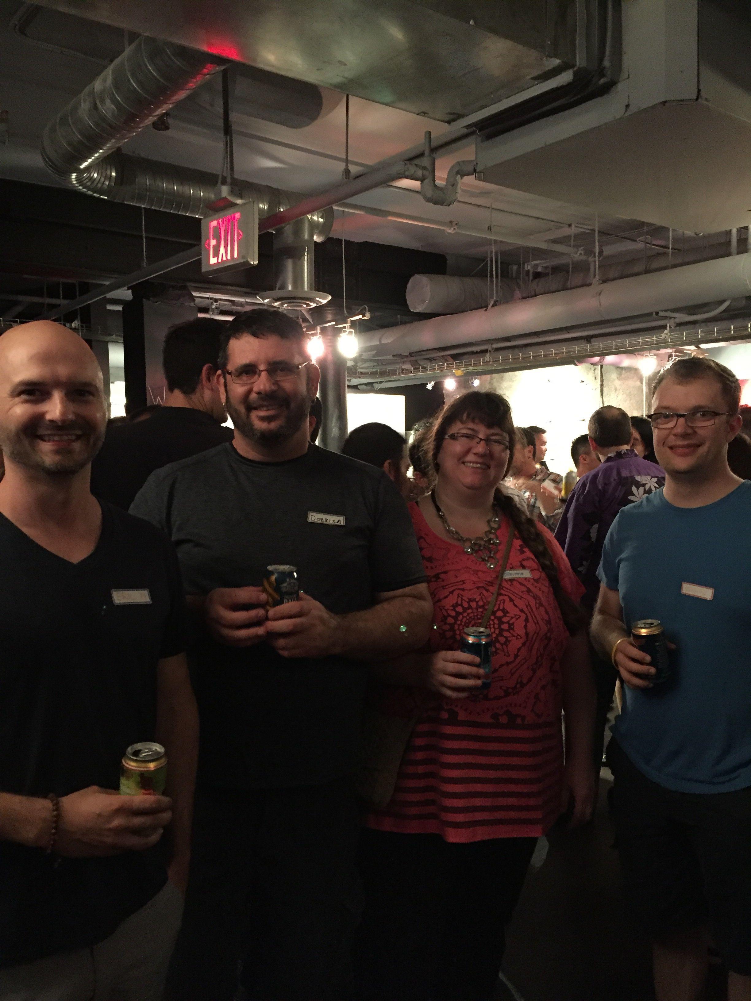 HackerNest Vancouver Tech Socials