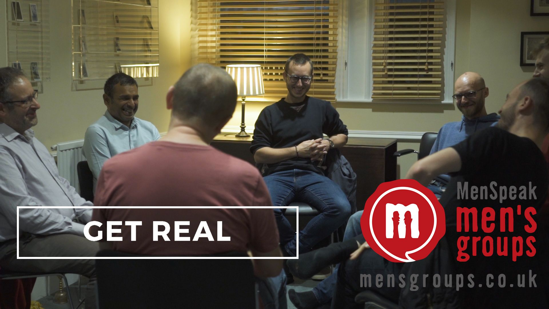 MenSpeak Men's Groups (London / Online)