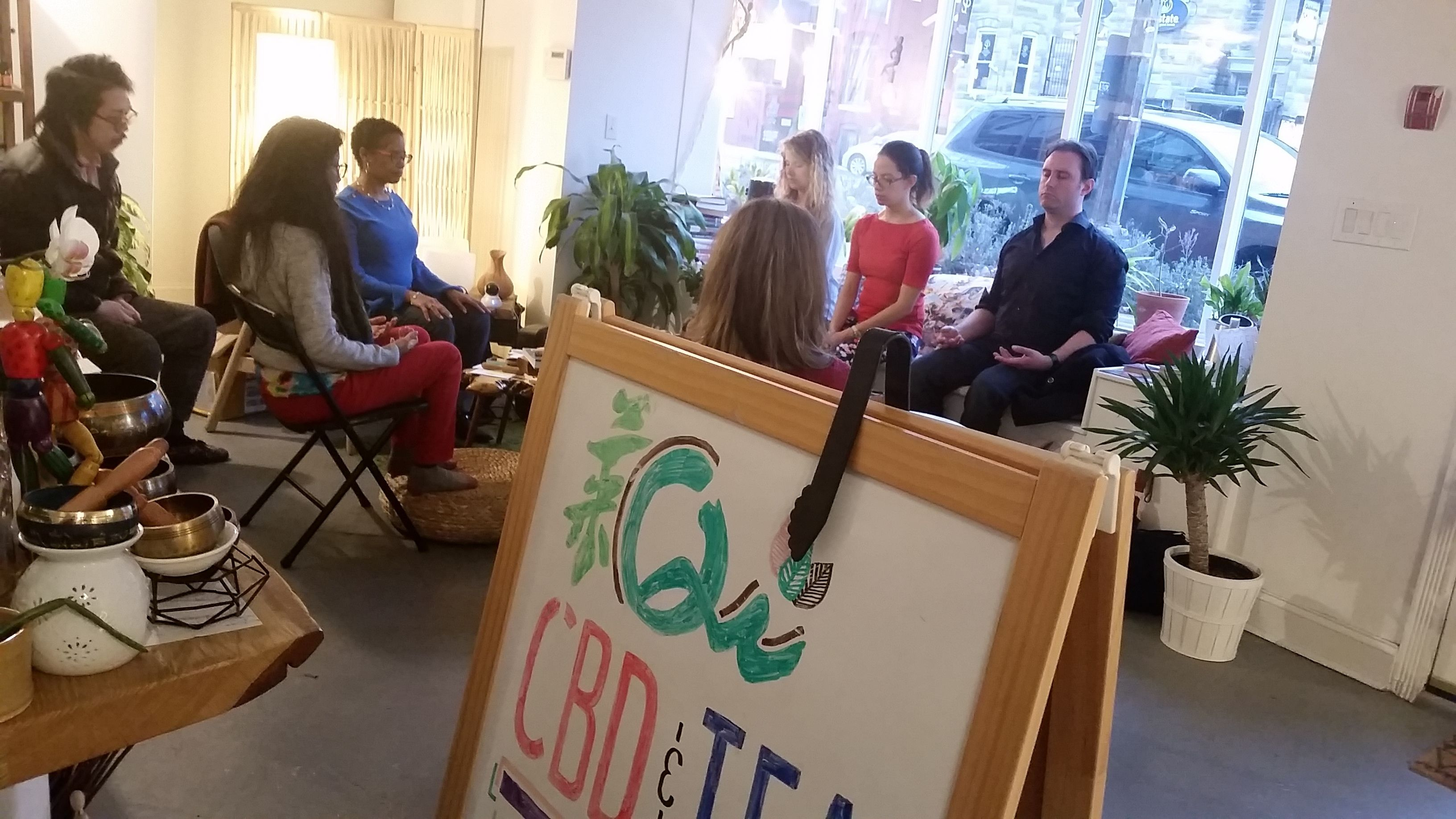 Thriving Mindfully Meetup