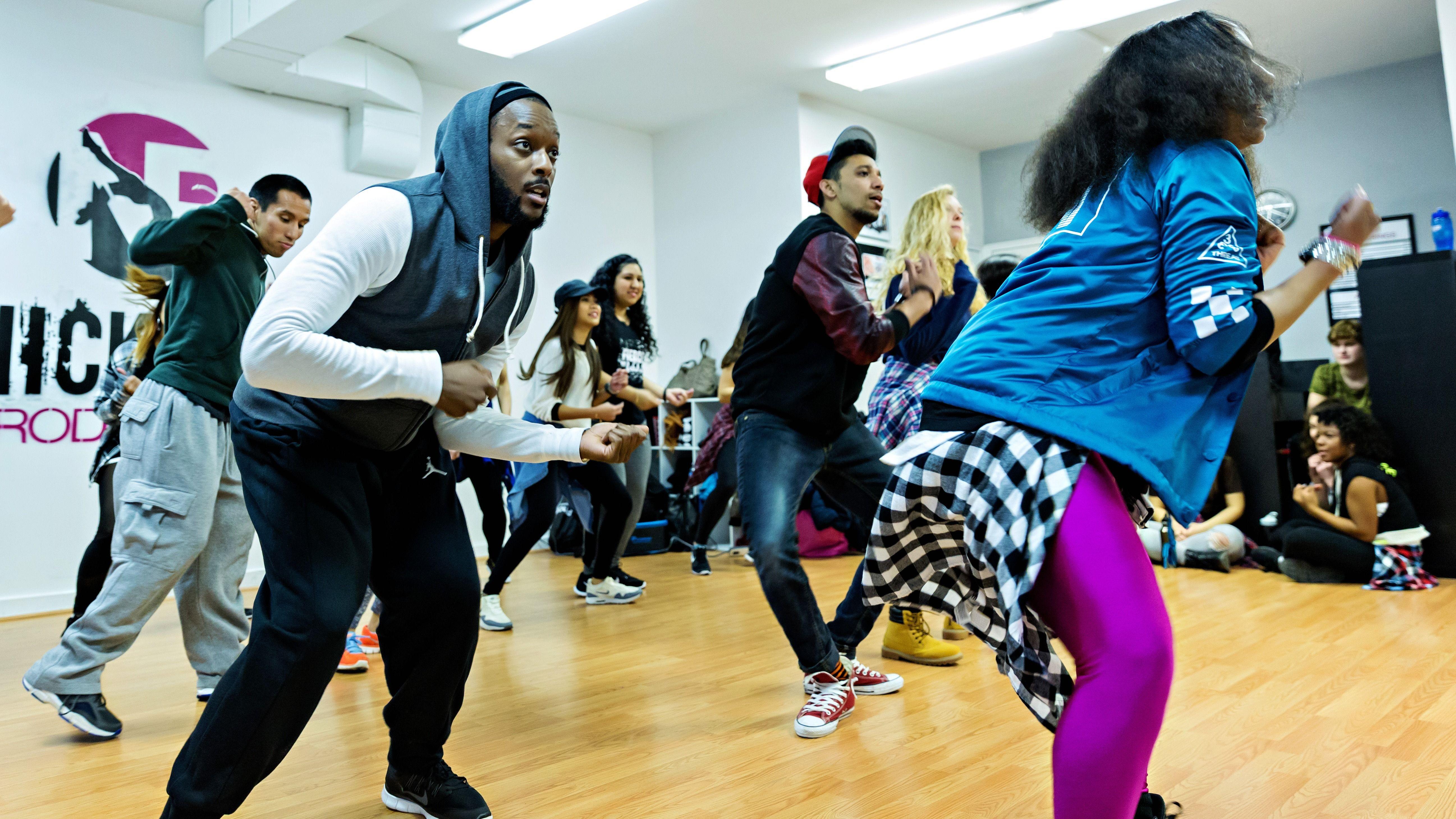 DMV Hip Hop Dance Class Meetup