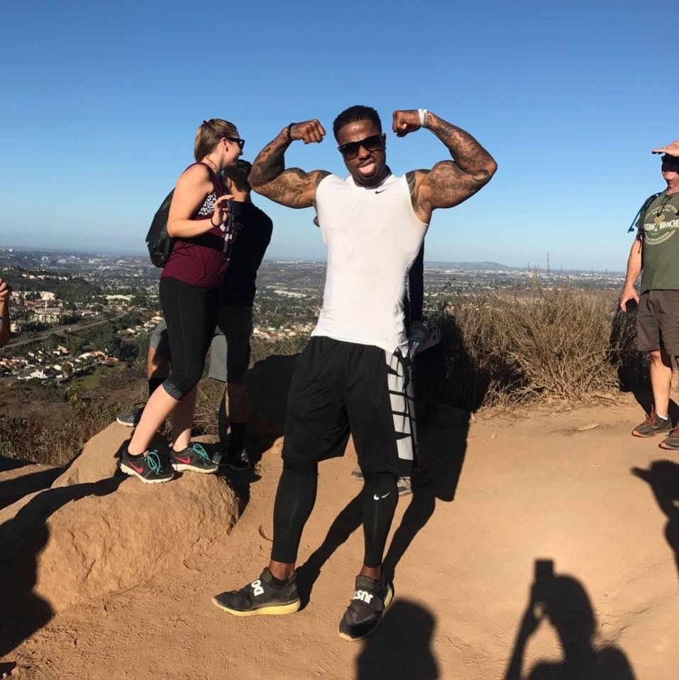 Free Group Hike with One Dope Vegan!