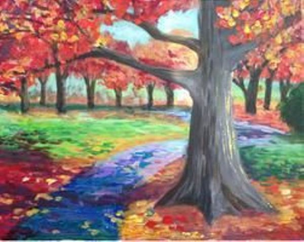 San Antonio Tx Meetup Events Fall Impressionist Painting