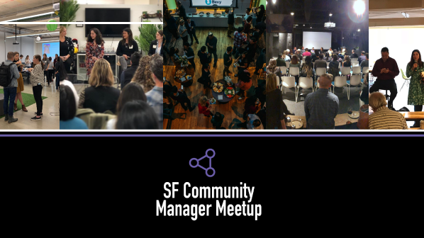 San Francisco Community Manager Meetup (#OCTRIBE)