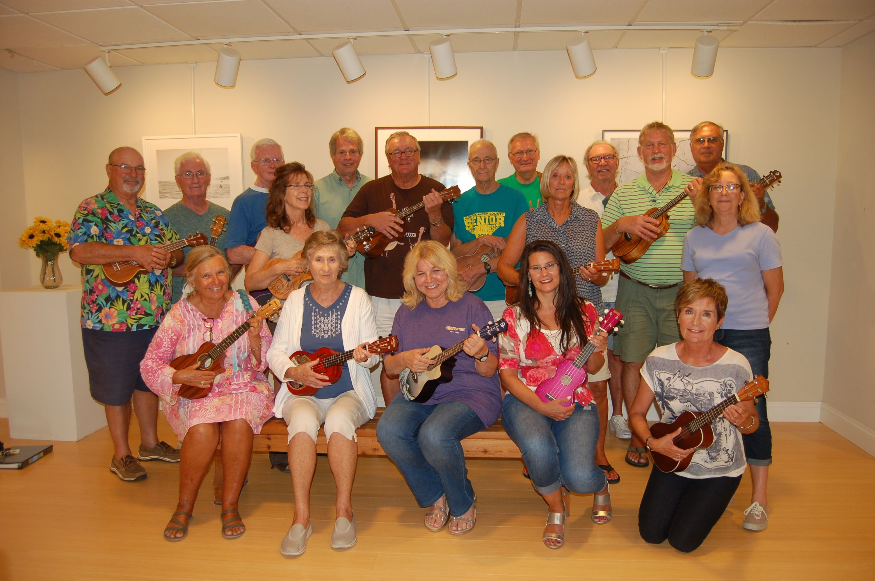The Grass Roots Ukulele Meetup