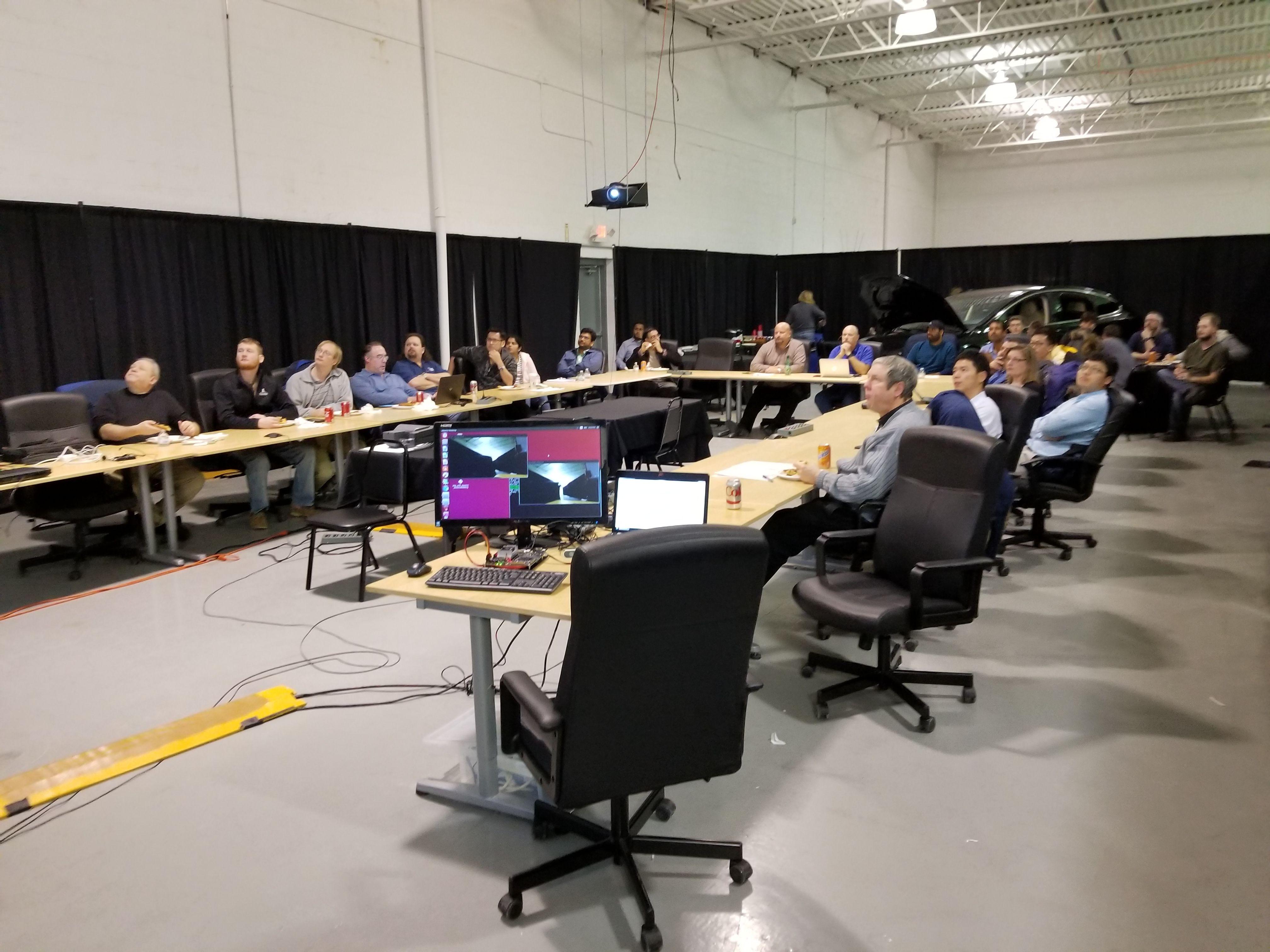 Learn Autonomous Vehicles: GMSL SerDes for Cameras and RADAR, NVIDIA