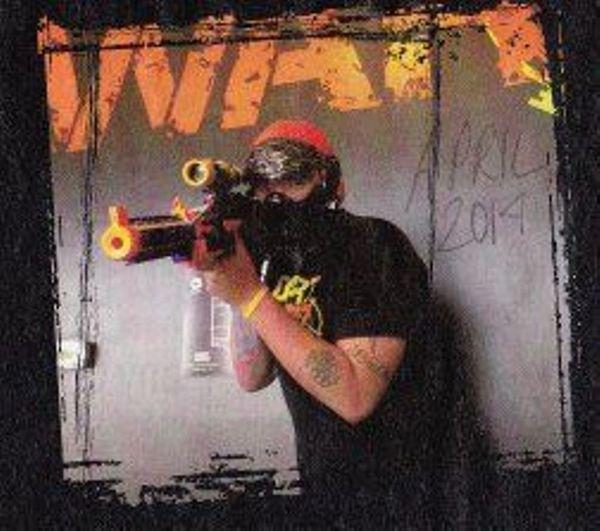 Denver Indoor Shooting: Dart Warz--Extreme Nerf Gun Arena!