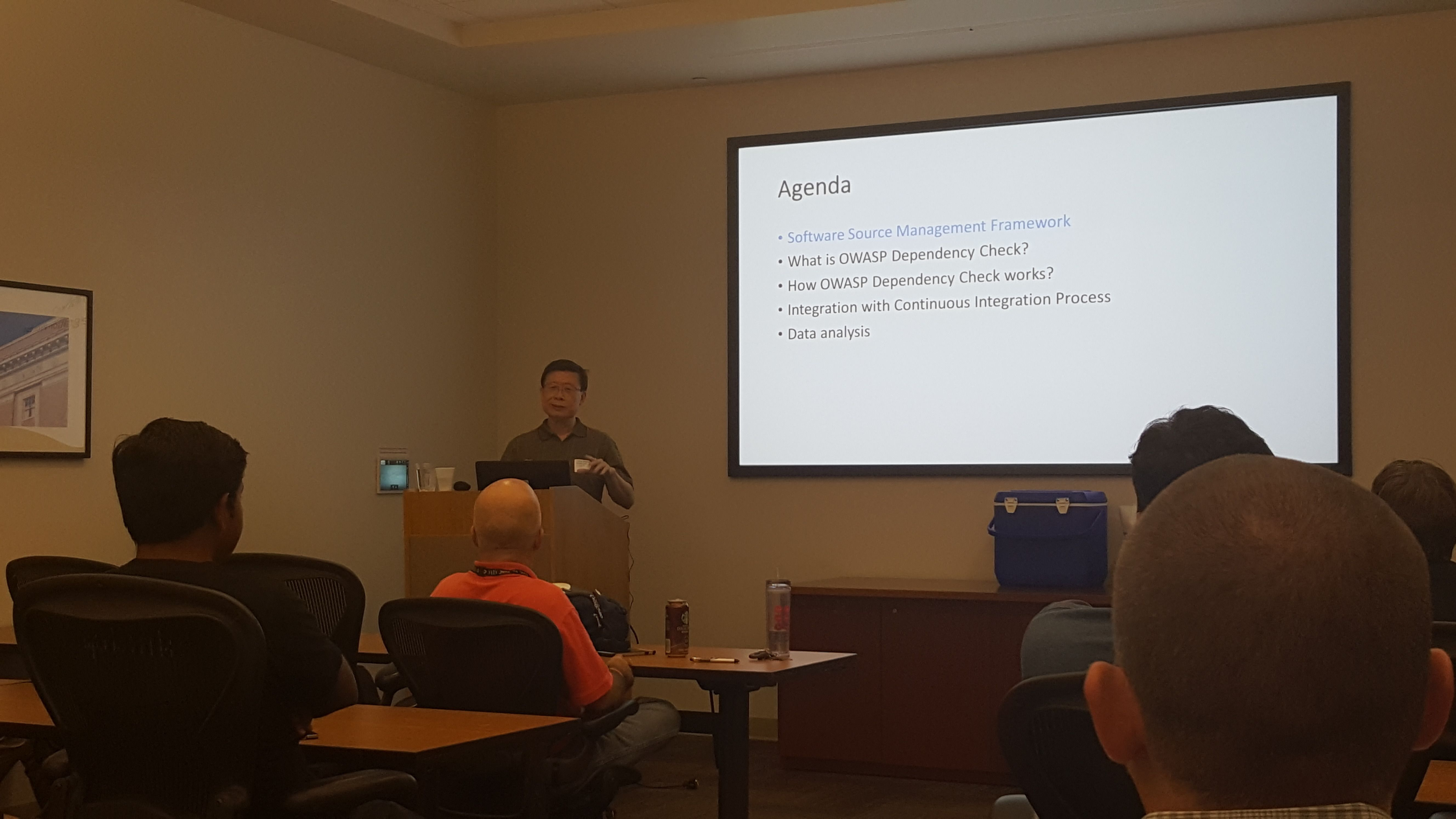 OWASP Triangle Chapter