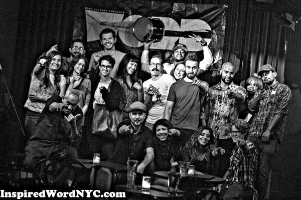 The Inspired Word NYC Open Mic - Poetry, Music, Comedy