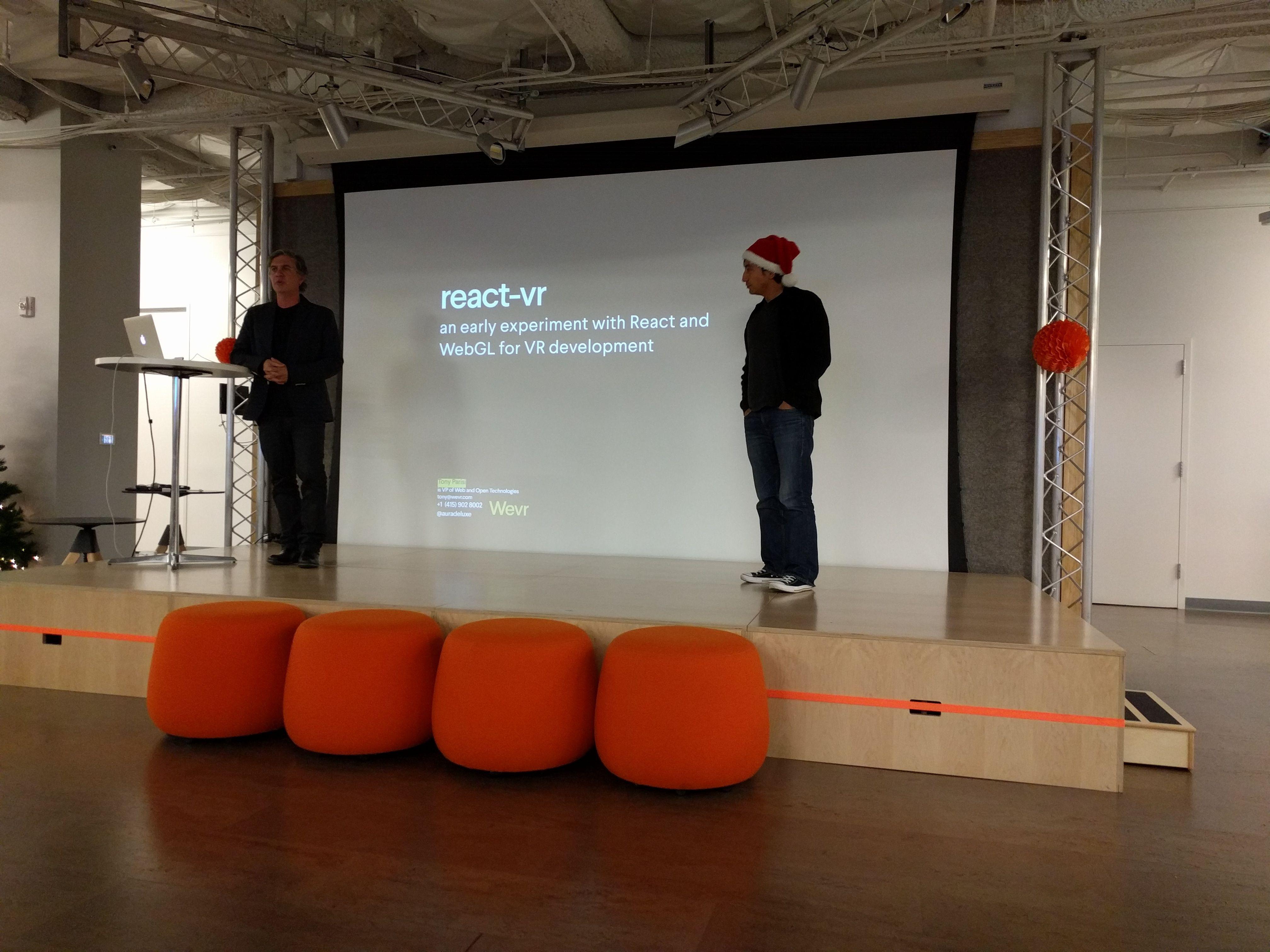 WebGL Developers Meetup