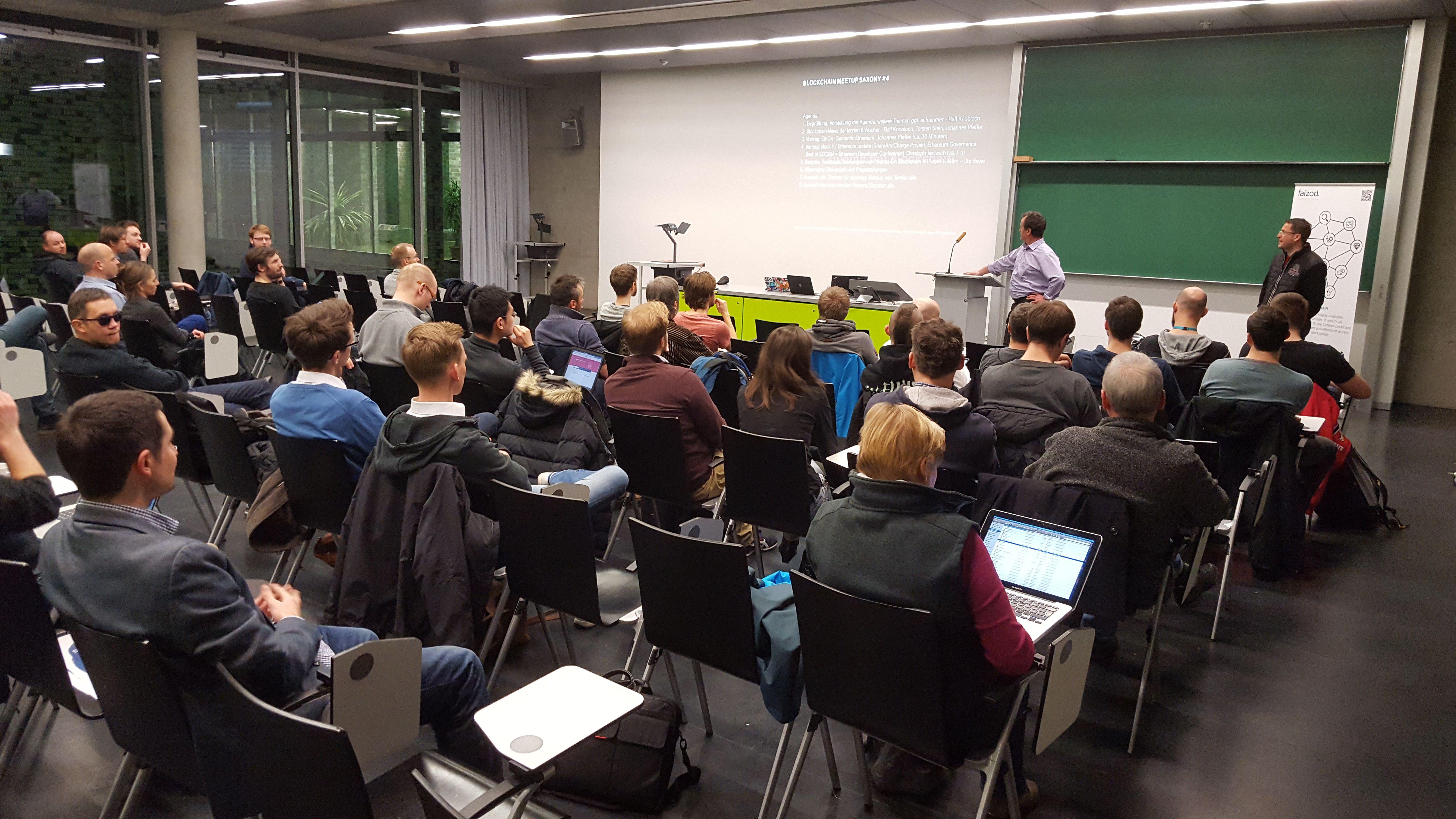 Blockchain Meetup Saxony
