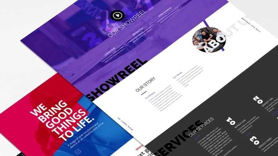 DIVI Builder, Photoshop, CSS