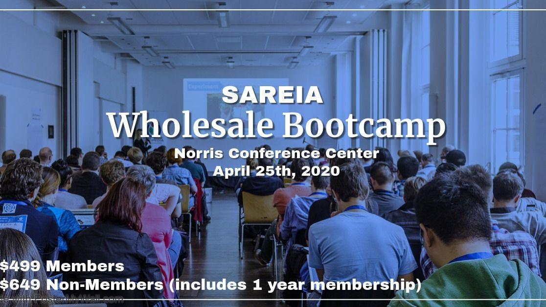 SAREIA - San Antonio Real Estate Investors Association
